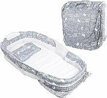 BABY NEST Kuschelnest Portable Reise Nest Pod