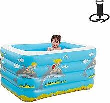 Baby-Planschbecken Außenpool, Fast Easy Set