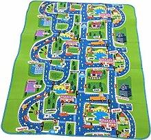 Baby Play Mats Kinder City Spielmatte Fun Town