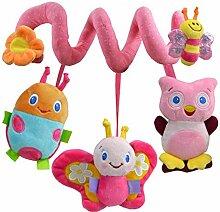 Baby Plüsch Hängen Puppen Spielzeug Eule Eule