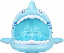 Baby Pool,Hai Planschbecken für Kleinkinder mit