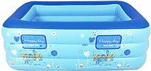 Baby Pool Schwimmbecken Aufblasbarer Kinderpool
