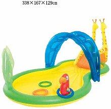 Baby Schwimmbad Aufblasbarer Wasserballpool,