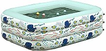 Baby-Schwimmbad Home Swimming Bucket Folding