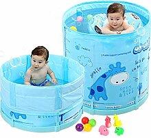 Baby-Schwimmkorb Home Faltbares Baby-Schwimmbecken