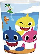 Baby Shark Abfallkorb