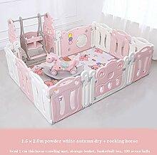 Baby-Spiel Zaun, Kinderspielraum Innen Sicherheit