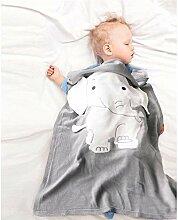 Baby Strickdecke, Babydecke individuelle