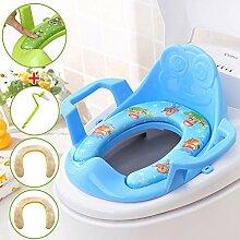 Baby toilette Langlebig, schlagfest, mit Griff,