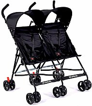 Baby trolley Leichter Doppel-Taschenschirm
