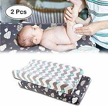 Baby-Wickeltisch-Auflage Weiche ändern Jersey