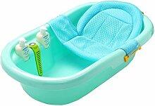 Babybadewanne 2-Stufiges Babybad FüR Neugeborene