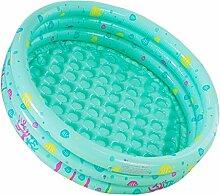 Babybadewanne, Aufblasbare Badewanne für Kinder,