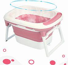 Babybadewanne Faltbar, Ergonomische Babybadewanne