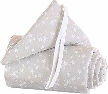 Babybay® Nestchen Maxi weiss