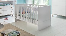 Babybett Beano Gitterbett Baby 70x140 cm,