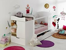 Babybett Belem Sofamo Farbe: Klar