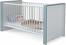 Babybett Gitterbett Kinderbett umbaubar Nandini,