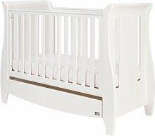Babybett Katie Tutti Bambini Farbe: Weiß