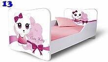 Babybett Kinderbett Bett Schlafzimmer Kindermöbel