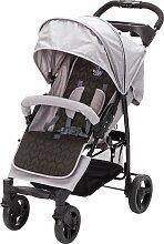 Babycab Nick Kinderwagen Sportwagen grau