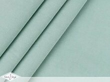 Babycord elastisch - mint 2