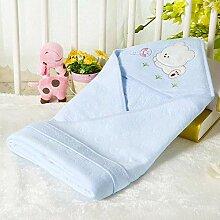 Babydecke Junge Baby Baumwolldecke Mädchen Bär