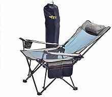 Babyfond Camping-Klappstuhl, tragbar, für