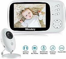 Babyphone, Babyphone mit kamera, Baby Monitor 3,5