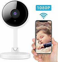 Babyphone Überwachungskamera WiFi IP-Kamera,