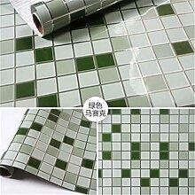 BABYQUEEN Öl-Proof Papier Für Wandplakate Küche Wasserdicht Ölbeständig Aufkleber Dicken Aufkleber 0.6*5m F