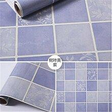 BABYQUEEN Öl-Proof Papier Für Wandplakate Küche Wasserdicht Ölbeständig Aufkleber Dicken Aufkleber 0.6*5m M