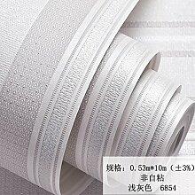 BABYQUEEN Pixel Color Streifen Horizontal Und Minimalistischen Vlies Tapete Schlafzimmer Wohnzimmer Tv Tapete Hintergrund Hellgrau 0.53*10m