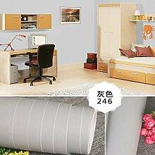BABYQUEEN Wasserdichte Thickpvcself Kleber Tapeten in warmen Schlafzimmer Wohnzimmer Wand Tapeten