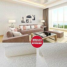 BABYQUEEN Wasserfeste Selbstklebende Tapete Schlafzimmer Schlafzimmer Wohnzimmer TV wand Sticker