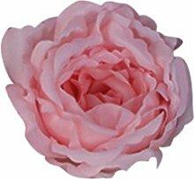Babysbreath DIY Pfingstrose Handwerk künstliche Blume Seide kugelförmige Köpfe Hochzeit Dekoration Hell-Pink