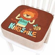 Babystuhl Erhöhte Kissen Stuhl tragbare Dicke