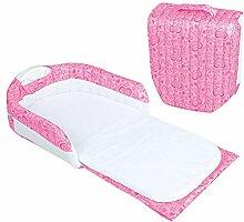 Babywiege Baby Separates Bett Mit Kissen Baumwolle