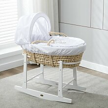 Babywiege Juliana mit Ausstattung Harriet Bee