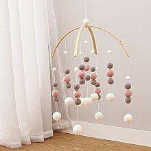 Babywiege Mobile Bett Glocke Babyrassel