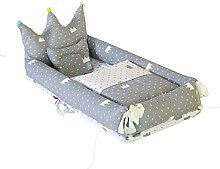 Babywiege Nette Krone Design Tragbare Baby