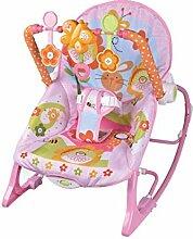 Babywippen Schaukeln Baby Schaukelstuhl mit Musik,