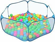 Babyzaun faltbares Zelt Laufgitter Spielzeug Haus