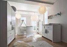 Babyzimmer Candy Grey