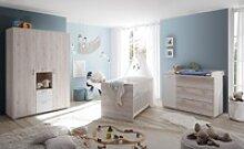 Babyzimmer Cuby Begabino
