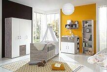 Babyzimmer Komplett Set für Jungen & Mädchen,