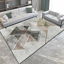 babyzimmer Teppich Weiches Rechteck des grauen