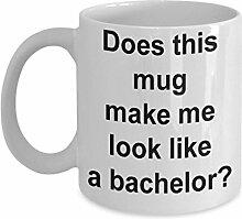 Bachelor Party Kaffeetasse Junggesellenabschied
