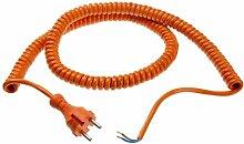 Bachmann 624.871 Konturen Spiralzuleitung orange