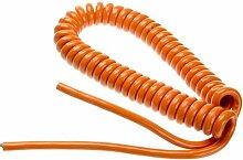 Bachmann 684.880 Spiralleitung orange